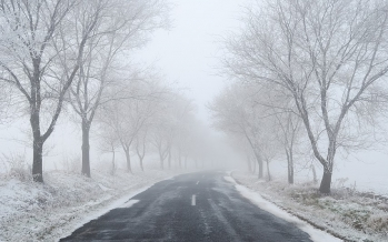 Winter weather still scheduled to arrive<br>in a few weeks &#8212; or will it be delayed?
