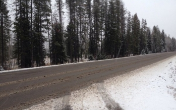 Areas of elevation receive 1st snowfall,<br>but when can the next be expected?