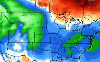 Warm trend continues to end the month;<br>when can we expect a pattern change?
