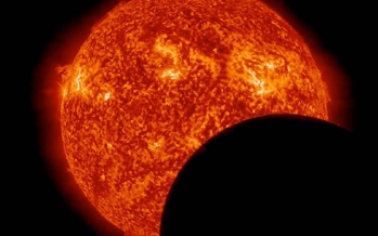 Monitoring the weather closely for<br>Monday&#8217;s solar eclipse viewability